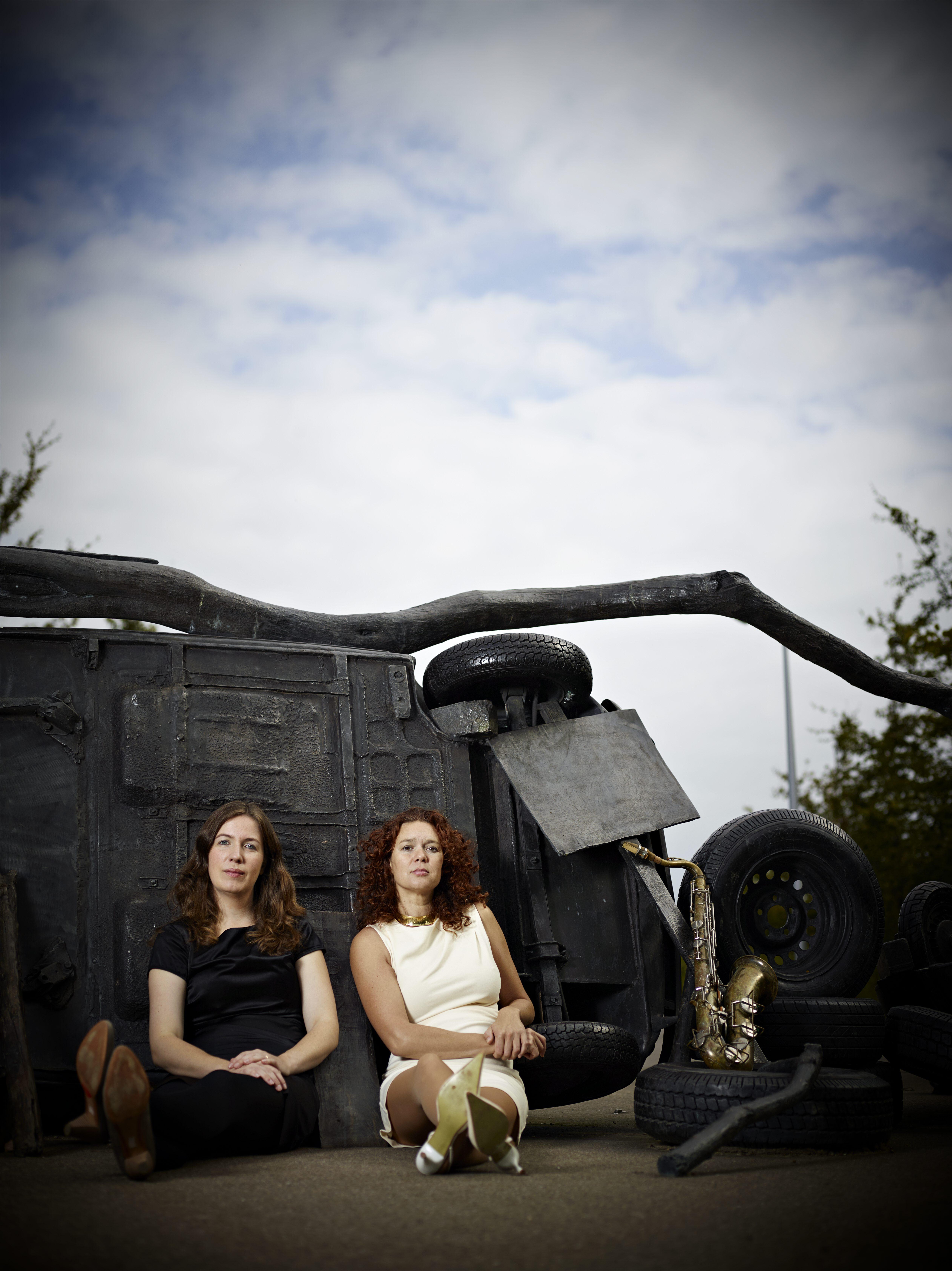 Arte Duo (fotograaf Merlijn Doomernik)