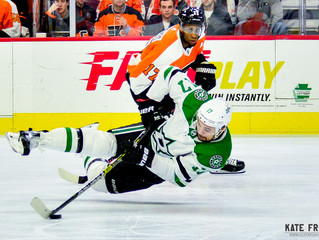 Frese Frame: Philadelphia Flyers vs. Dallas Stars, January 10, 2019