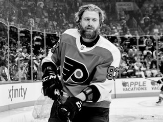 Frese Frame: Philadelphia Flyers vs. Pittsburgh Penguins, April 15, 2018