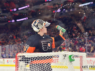 Frese Frame: Best Goalie Photos of 2018