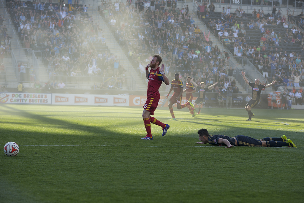 Philadelphia Union-Real Salt Lake 1