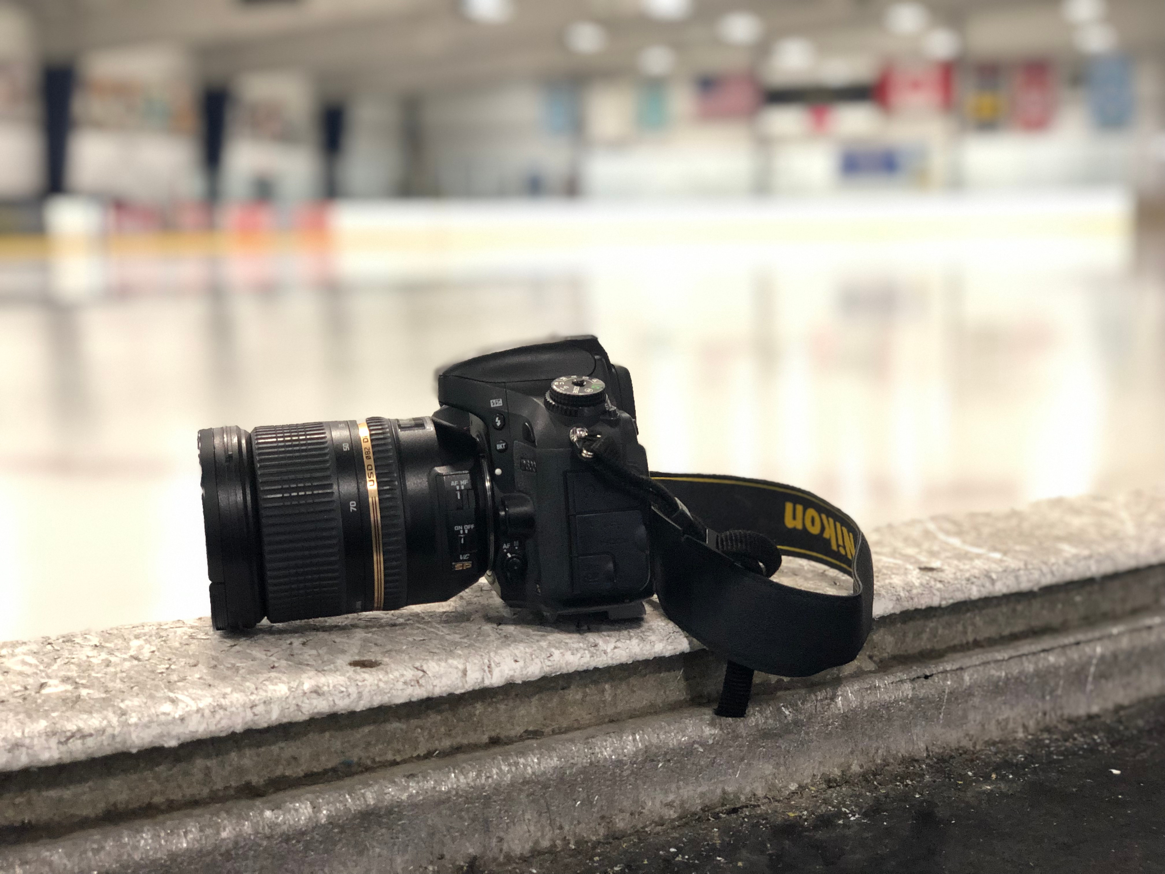 One-on-One Sports Photography Lesson