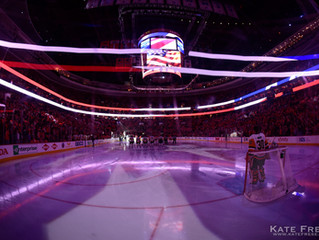Frese Frame: Philadelphia Flyers vs. Pittsburgh Penguins, April 18, 2018