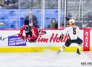 Frese Frame: Lehigh Valley Phantoms vs. Binghamton Devils, November 3, 2018