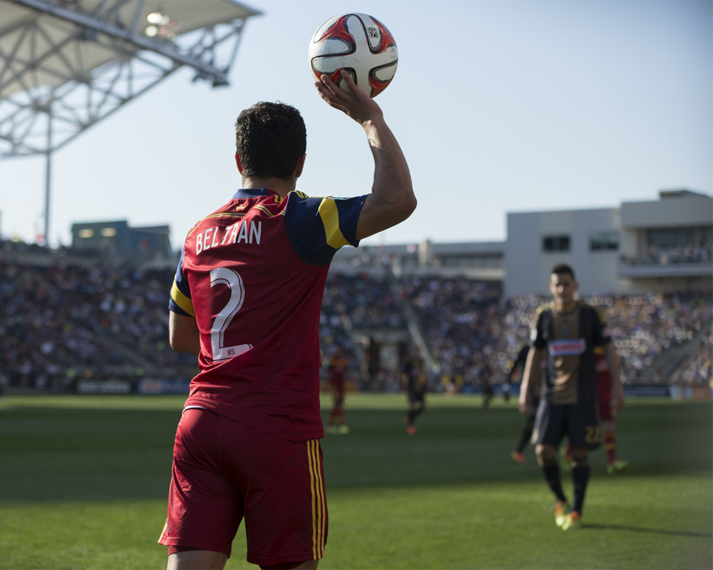 Philadelphia Union-Real Salt Lake