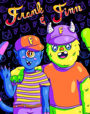 Frank and Finn