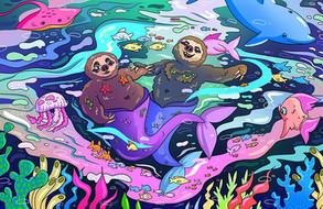 Slothmaids