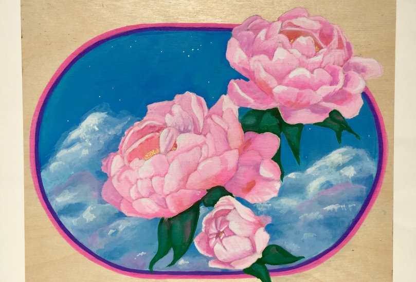 """""""Pink Peony"""" by Keira Henderson"""