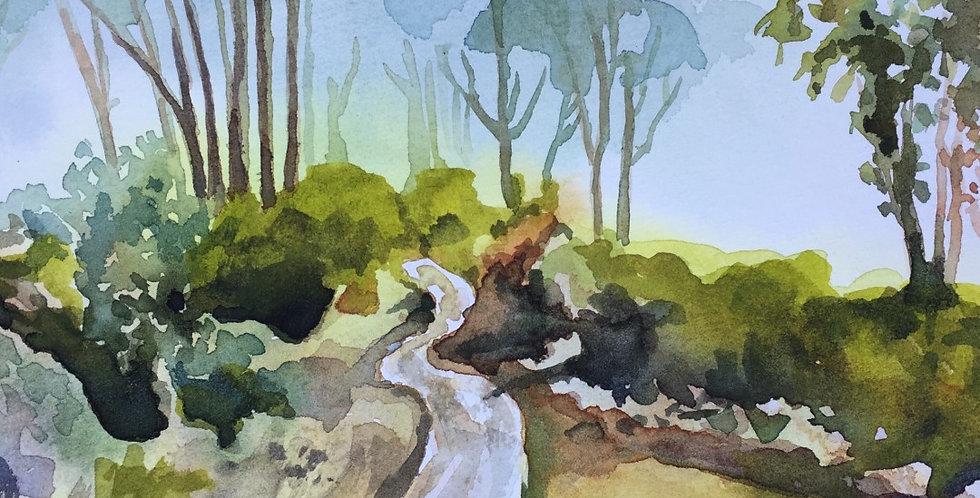 """Capitola Bluffs"" by Victoria Galitzine"