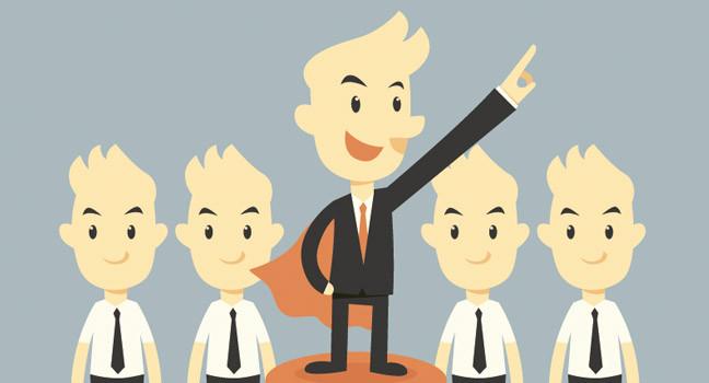 Qual é a definição de liderança?