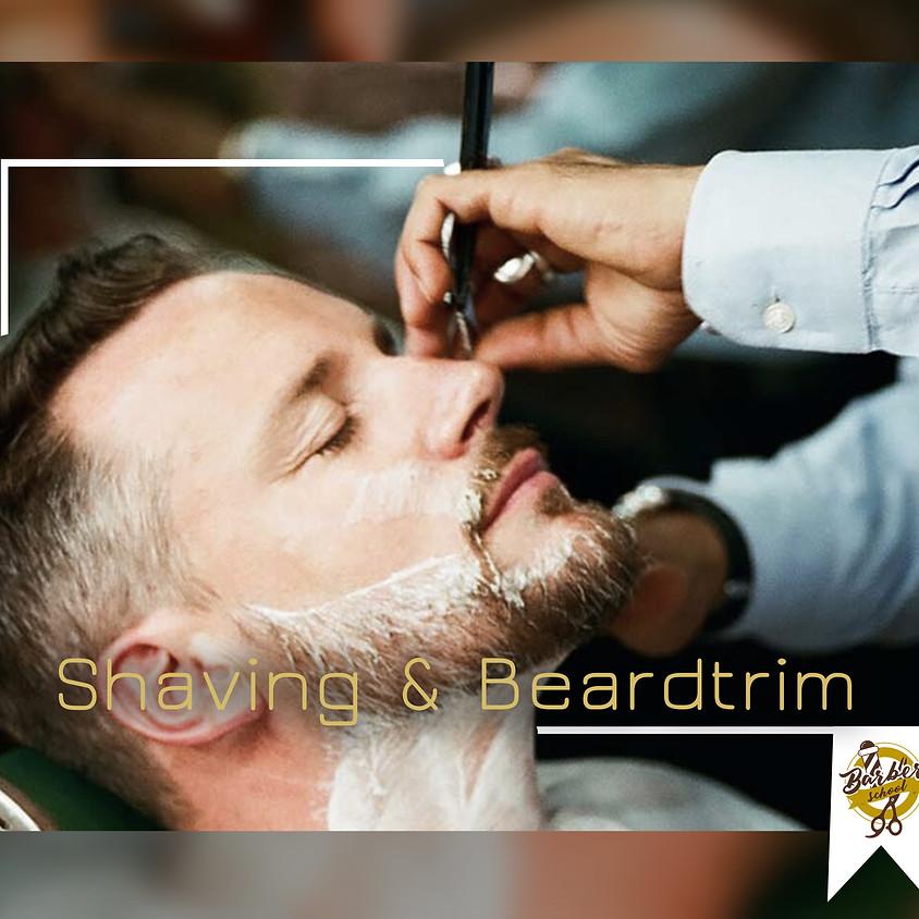 Shaving & Beardtrim   Březen