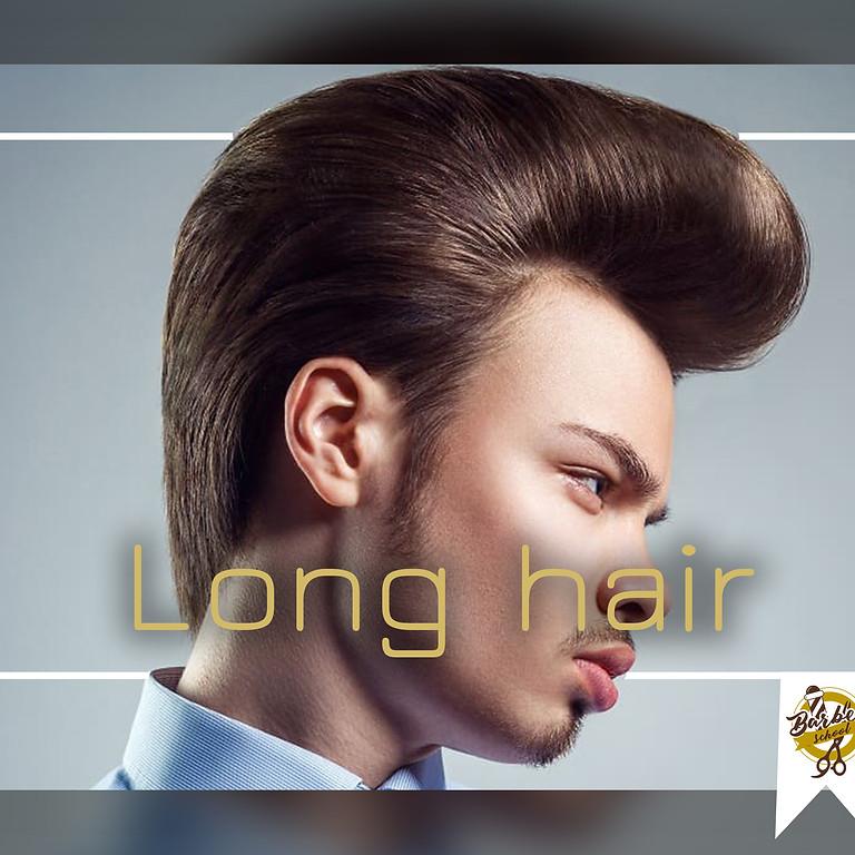 Long hair | Únor