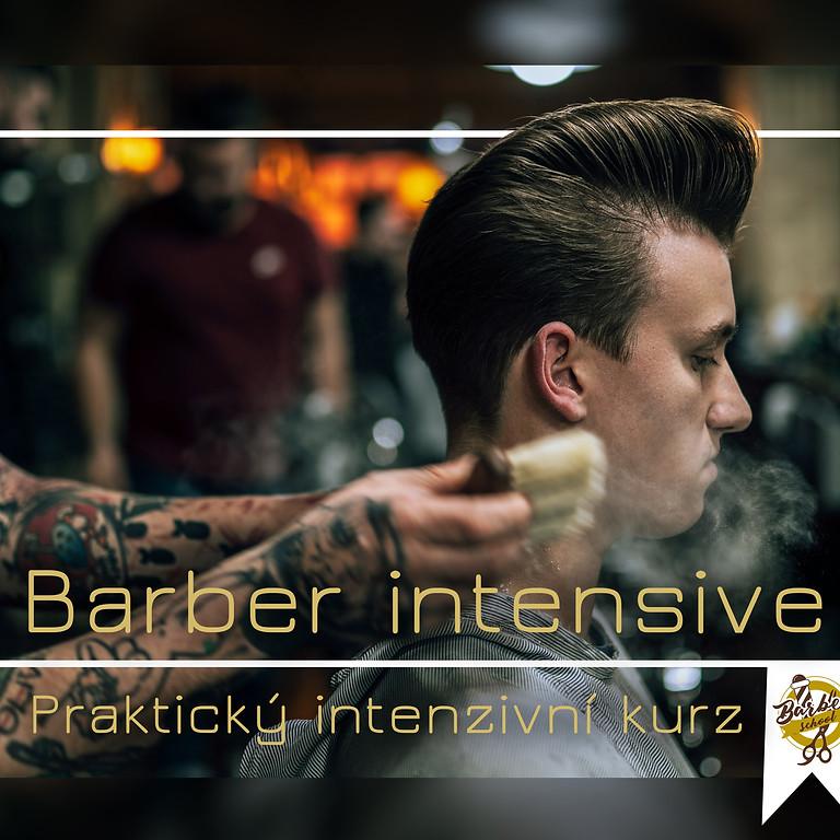 Barber intensive | Červenec