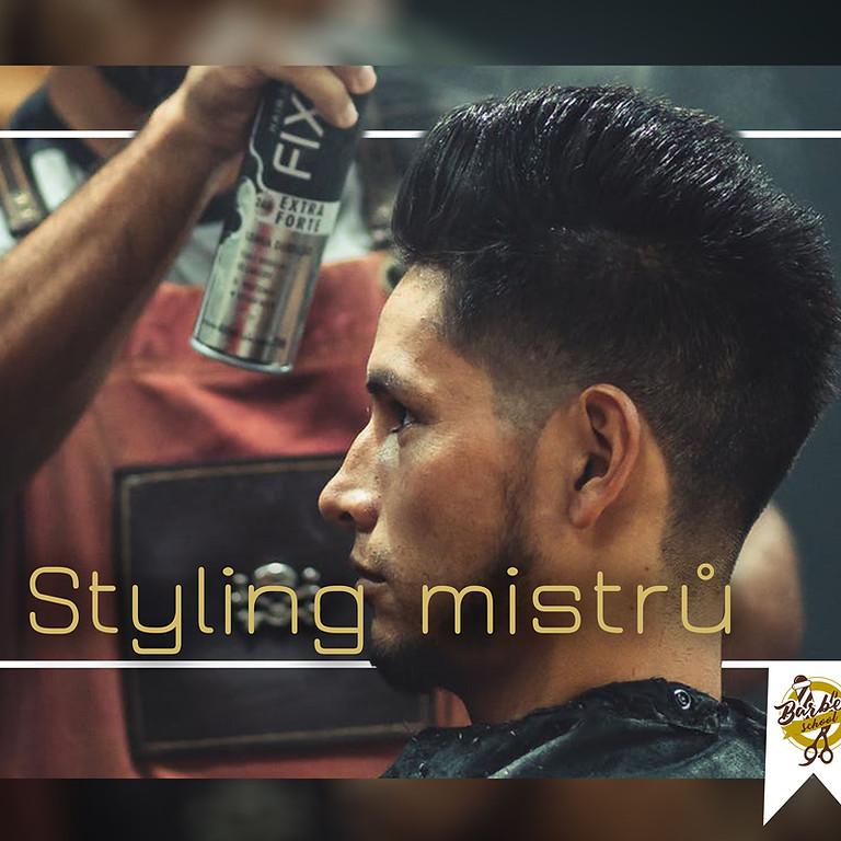 Styling mistrů | Březen