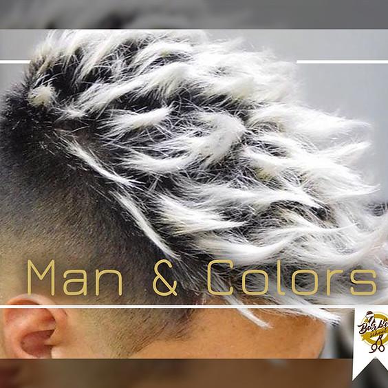 Man & Colors | Únor