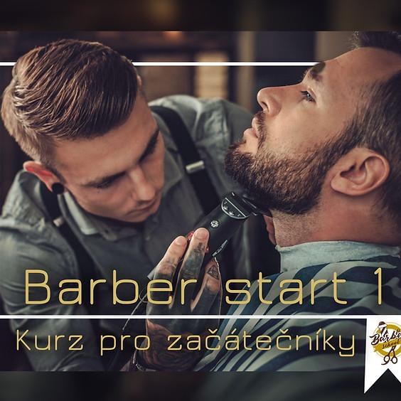 Barber start 1 | Září