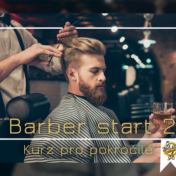 Barber start 2 | Únor