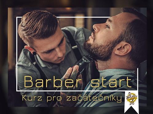 Barber start