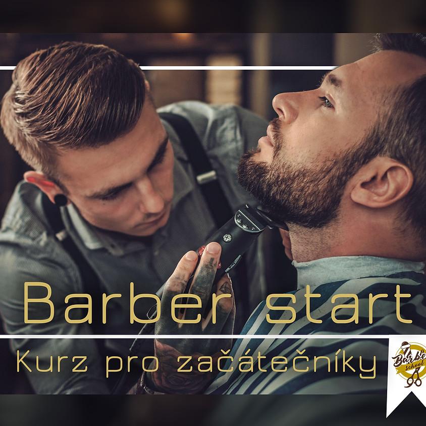 Barber start | Červenec
