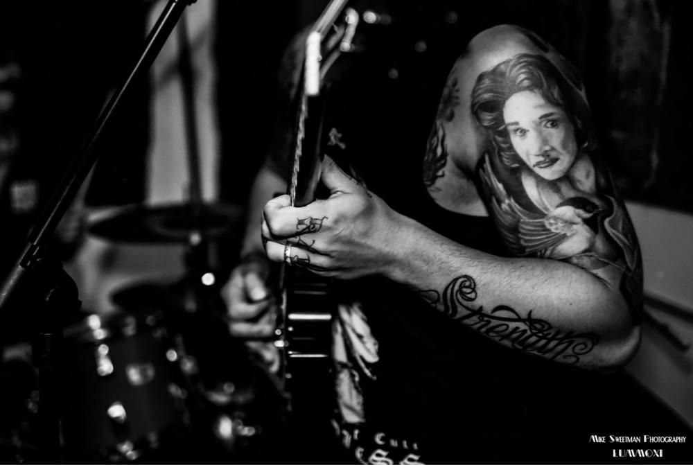 Metal music, tattoos