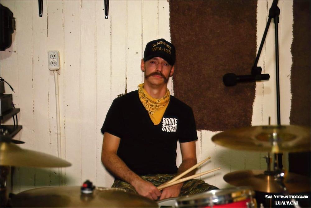 Metal Band Drummer in Brooklyn