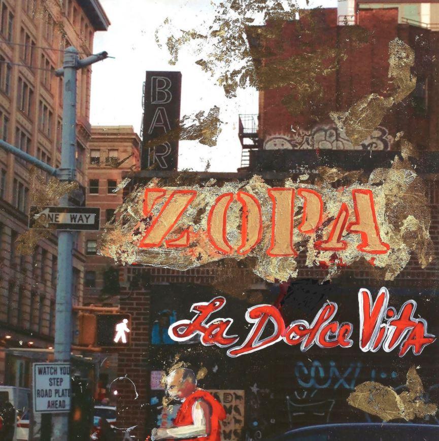 Zopz's debut album La Dolce Vita