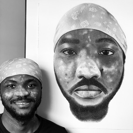 Artist Goes Viral After Stunning Reveal