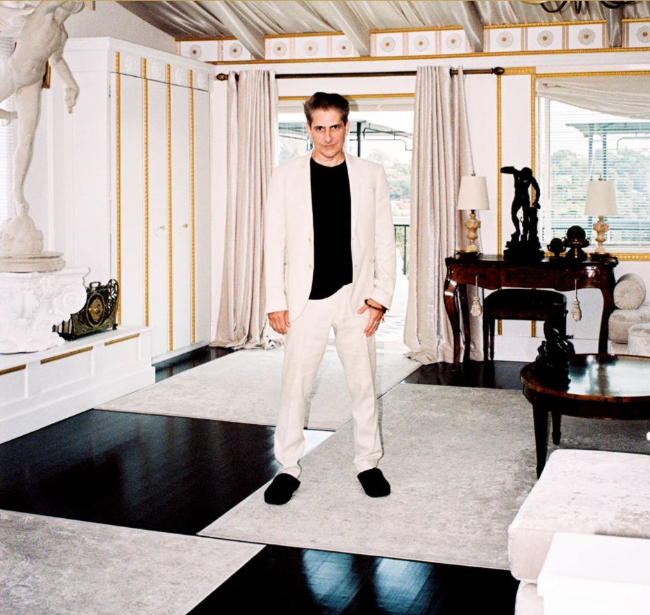 Imperioli Santa Barbara home GQ magazine