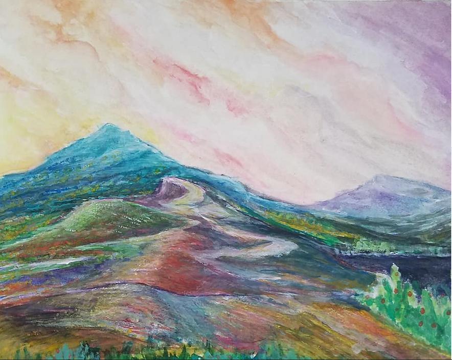 Robin's Landscape