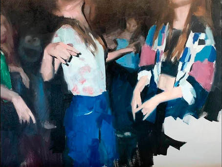 The Works of Mark Tennant: An Ode in Oil to Rebel Youth