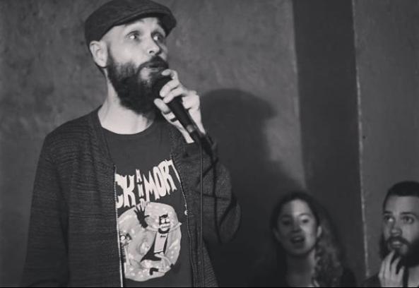 Live performance , spoken word slam poet UK