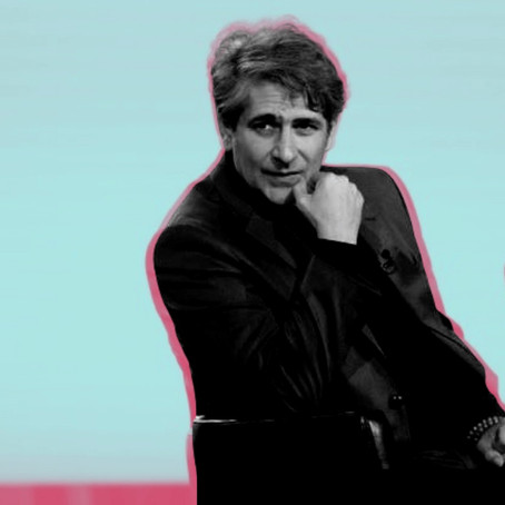 Michael Imperioli's Most Embarrassing Moment On Stage & His 3 Tips On How To Ace an Audition