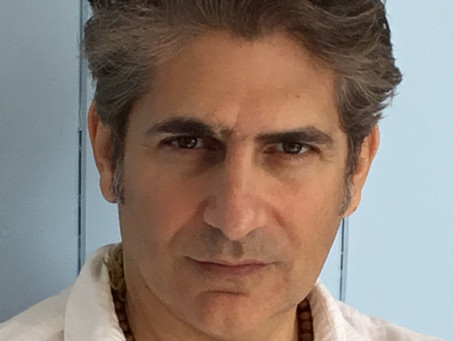 Widely Renowned Actor Michael Imperioli Makes His Literary Mark as a Skilled Writer.
