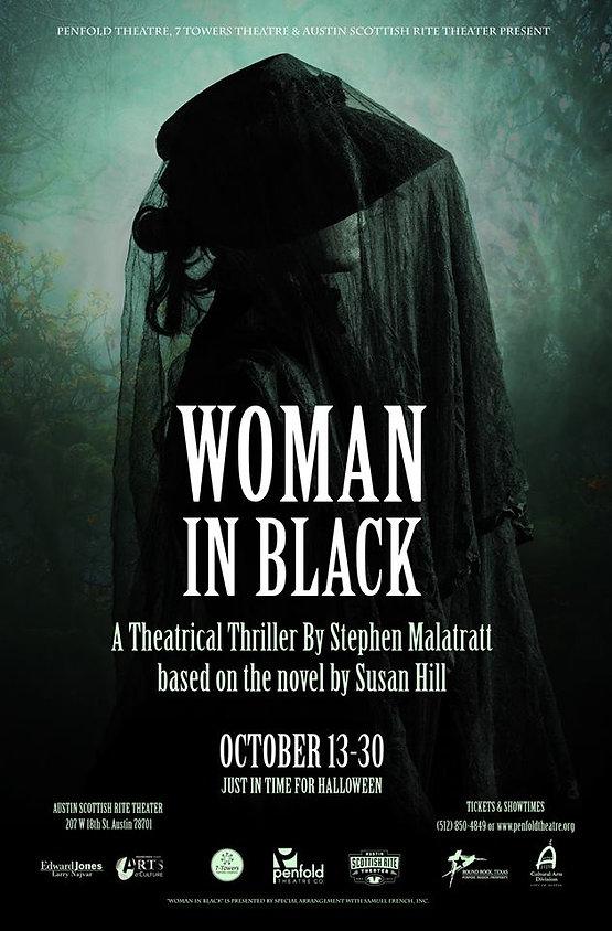 Woman In Black, Penfold Theatre