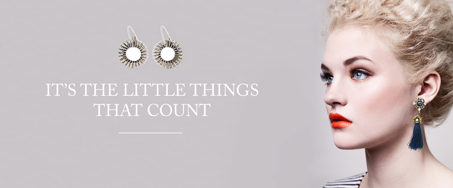 Earrings Banner