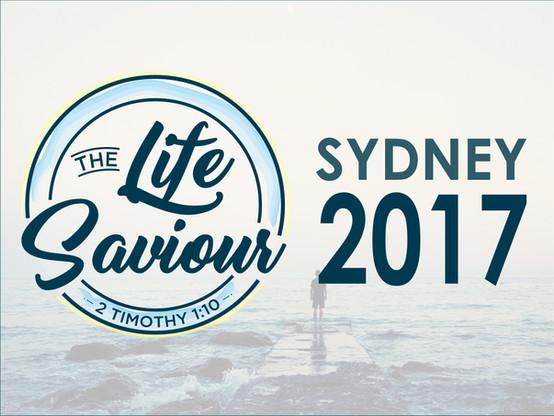 The Life Saviour Rally Logo