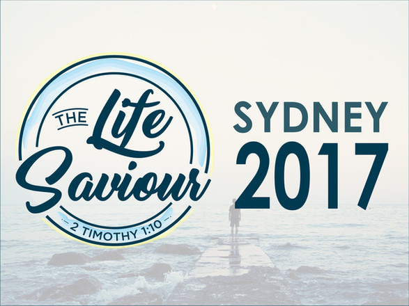 The Life Saviour Rally Logo