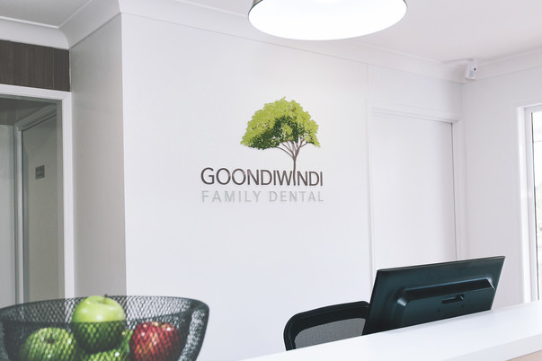 Goondiwindi Family Dental Logo