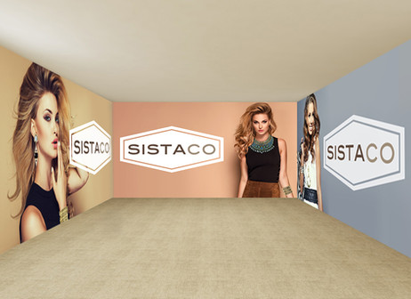 Sistaco Wall Banners