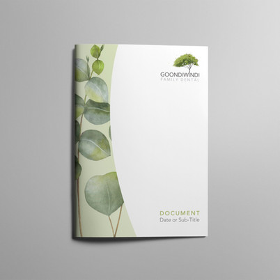 Goondiwindi Family Dental Document Cover