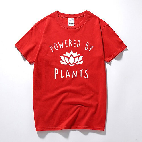 Powered By Plants - Black