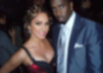 50 Cent and Cheryl Martinez