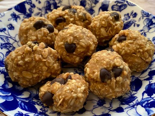 Peanut Protein Balls Recipe 🥜