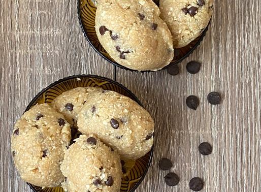 Keto Cookie Dough Fat Bomb Recipe 🍪