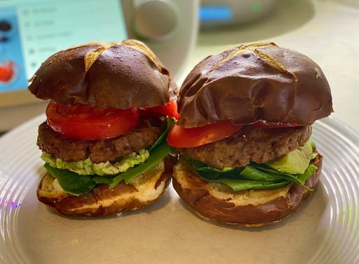 The Best Vegan Burger 🍔