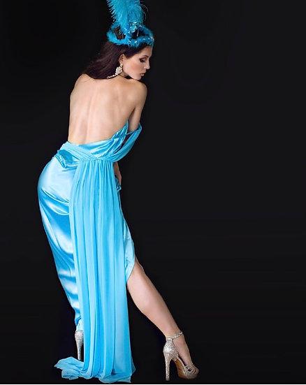 Karina (burlesque dancer)
