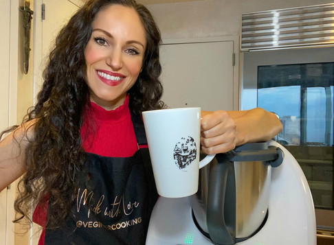 Live Cooking Class - Chai Latte + Giveaway