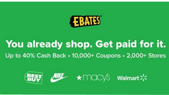 Get cashback when you shop at your fav stores online! (+ an extra $10 w/our link)