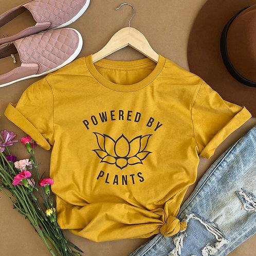 Powered By Plants - Mustard