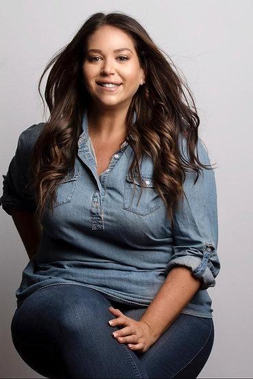 Michelle T - Curve Model